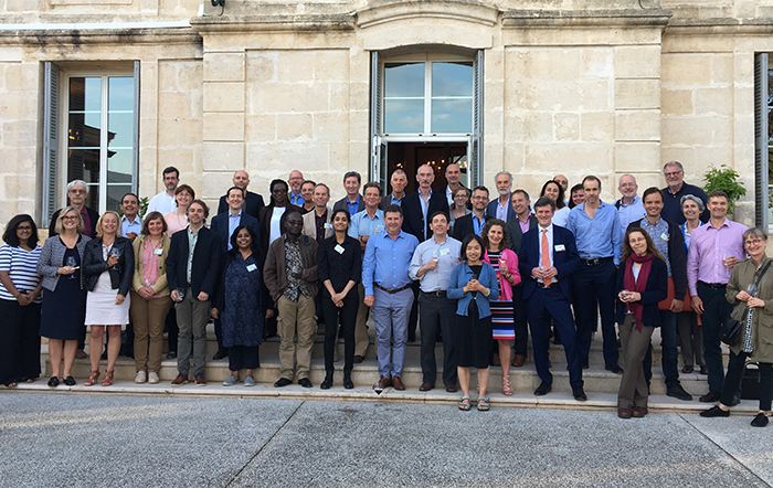 Members of the Foresight4Food Community of Practice - Foresight4Food International Workshop, Montpellier 2018